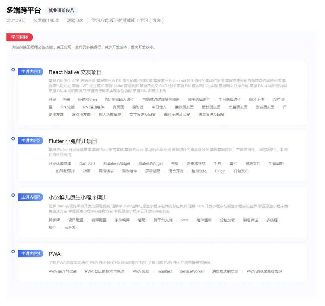 Web前端主流框架有哪些?哪种比较好?一文带你搞懂!